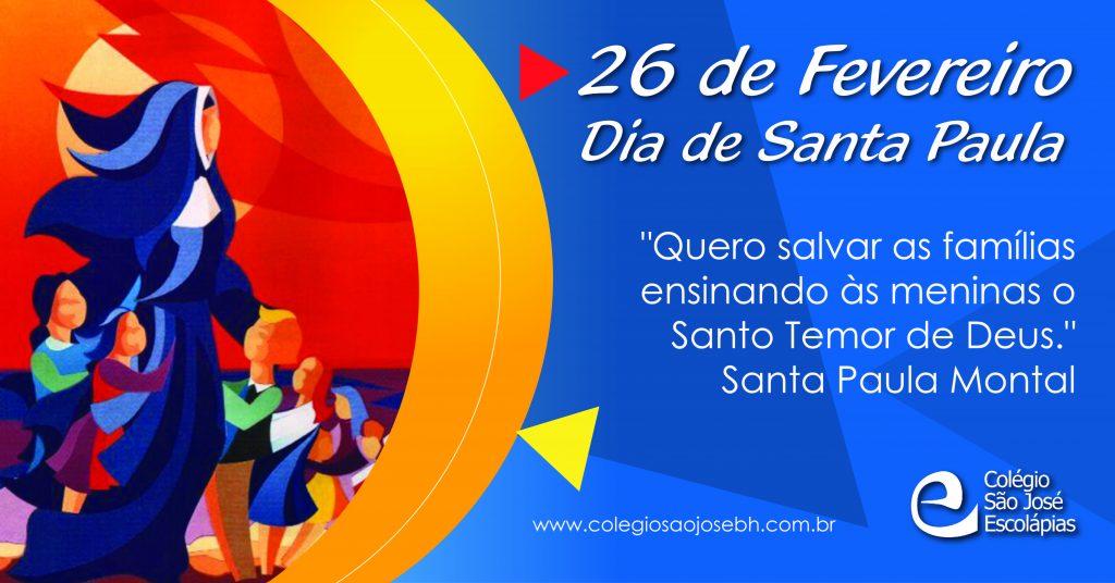 Dia de Santa Paula Montal